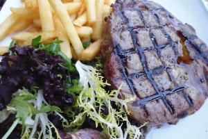 Rib Eye Steak Special